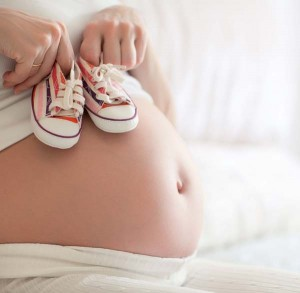femme,enceinte